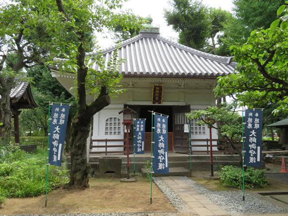 20170828_044 寬永寺 開山堂