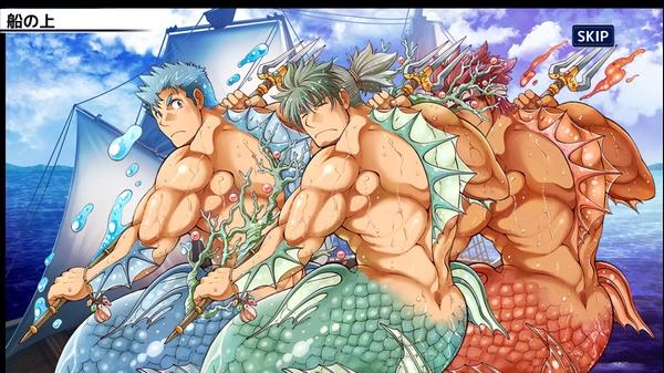 海洋新たなモブ (2)