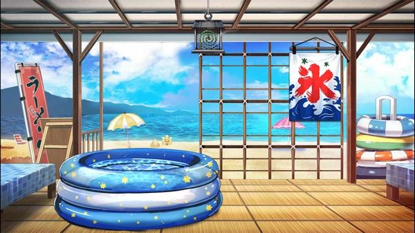臨海学校開始 (1)