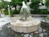 JR七尾駅 星の中の竪琴