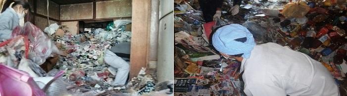 ゴミ屋敷・特殊清掃