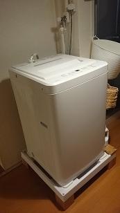 170809洗濯機