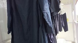 170827ネイビーの洗濯日