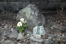 くろの墓参H29
