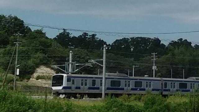 常磐線試運転0916