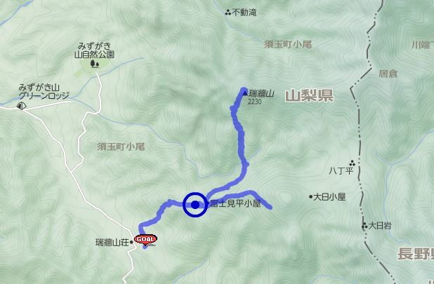 route mizugaki