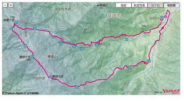 houou map