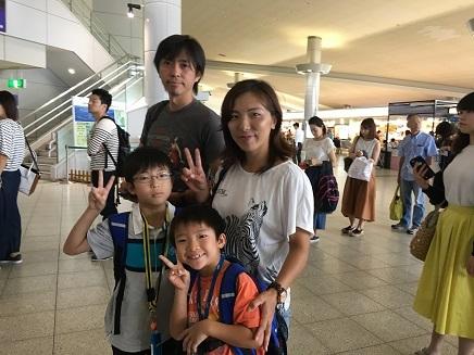 8182017 広島空港見送りS4