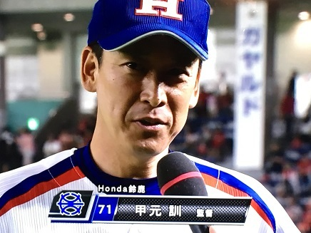 7152017 都市対抗本田鈴鹿S5
