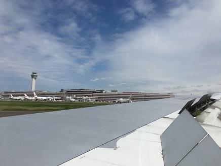 9012017 羽田空港着陸S