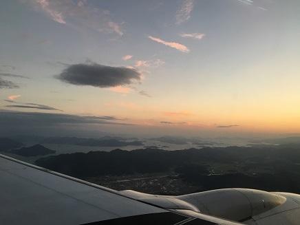 9012017 JAL広島空港着S
