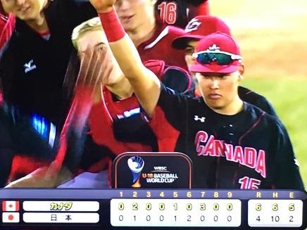 9092017 U18対CANADA4-6敗戦S1