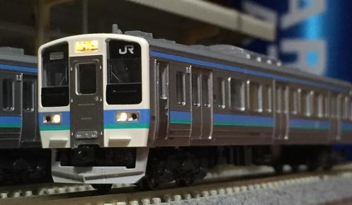 KATO 211系2000番台 長野色