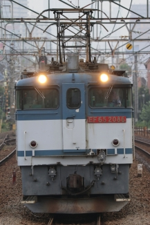 EF65 2086