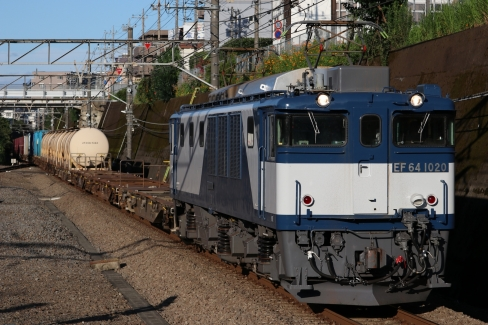 EF64 1020