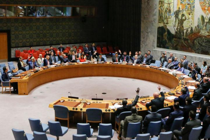 国際会議朝鮮制裁