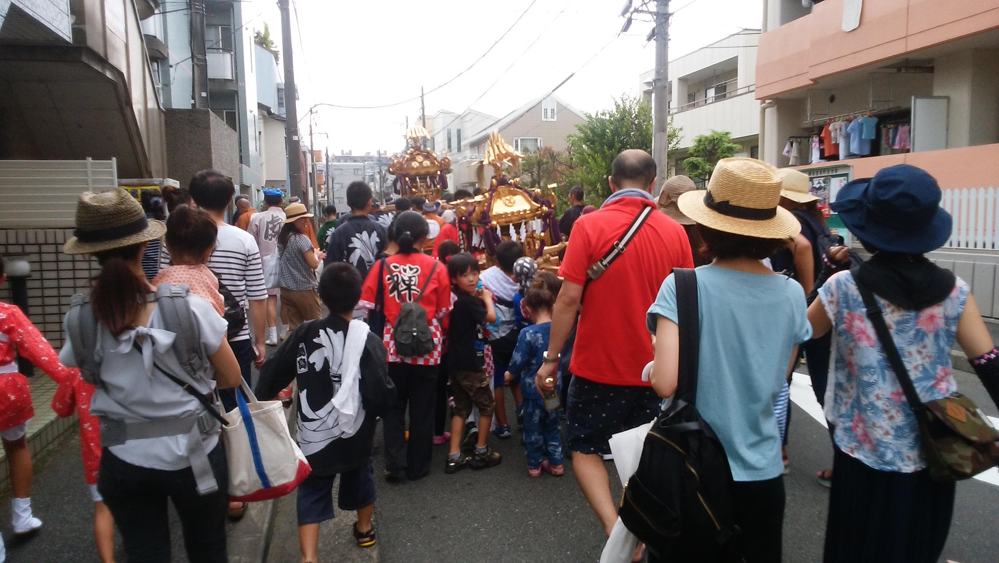 2017綱島夏まつり (2)