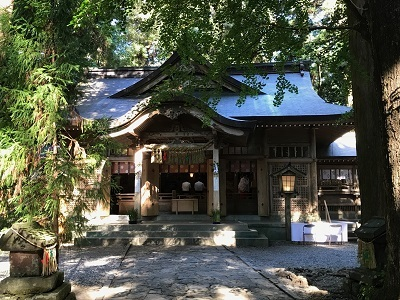 高千穂神社29年9月