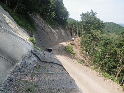 岩上・大石線(2工区)