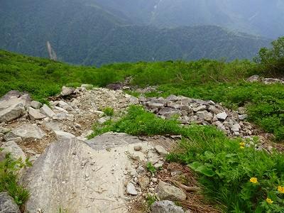 笠岳 (424)