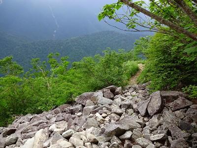 笠岳 (442)