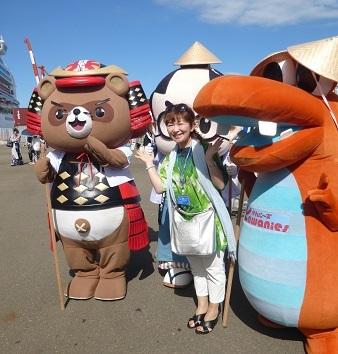 徳島のゆるキャラ