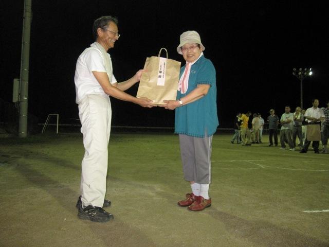 女性の部 優勝:丸田美紀子様
