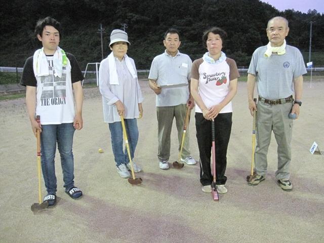 第2位:小林・ヲ組チーム