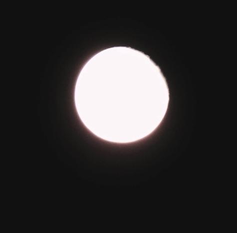 2017年9月8~9日の月 002-2