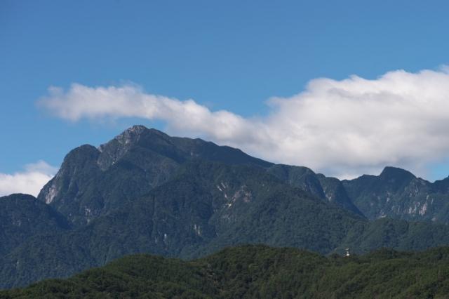 今朝の甲斐駒ヶ岳-03