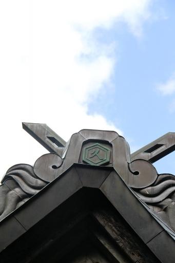 久良彌神社の御本殿