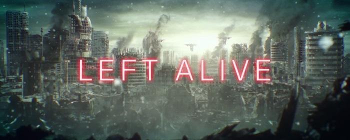 ゲームプレイ映像も確認できる『LEFT ALIVE』TGS2017トレーラーが公開。歩兵戦メインのTPSタイトルか。