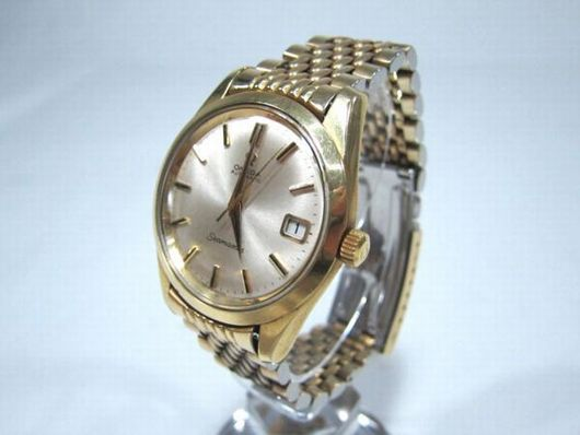 オメガ シーマスター 自動巻 メンズ 腕時計