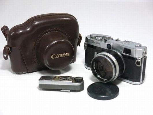 キャノン Canon   50mm カメラ