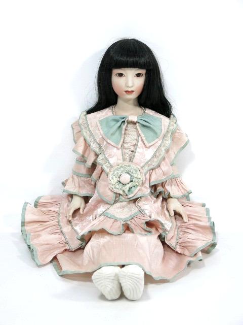 カヤキヤン(キャンカヤコ) ビスクドール 球体関節人形