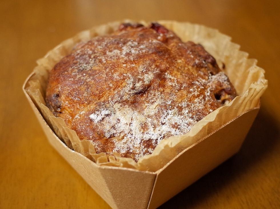 オーガニック珈琲のパン (1)