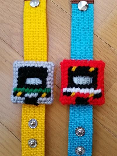 Knit‐SHOCK