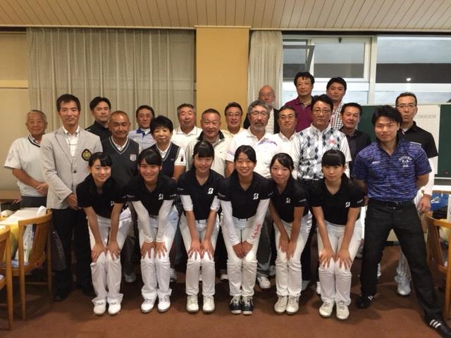 経済人会ゴルフ (4)