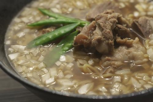 猪チャーシュー麺