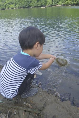 湖遊び_6