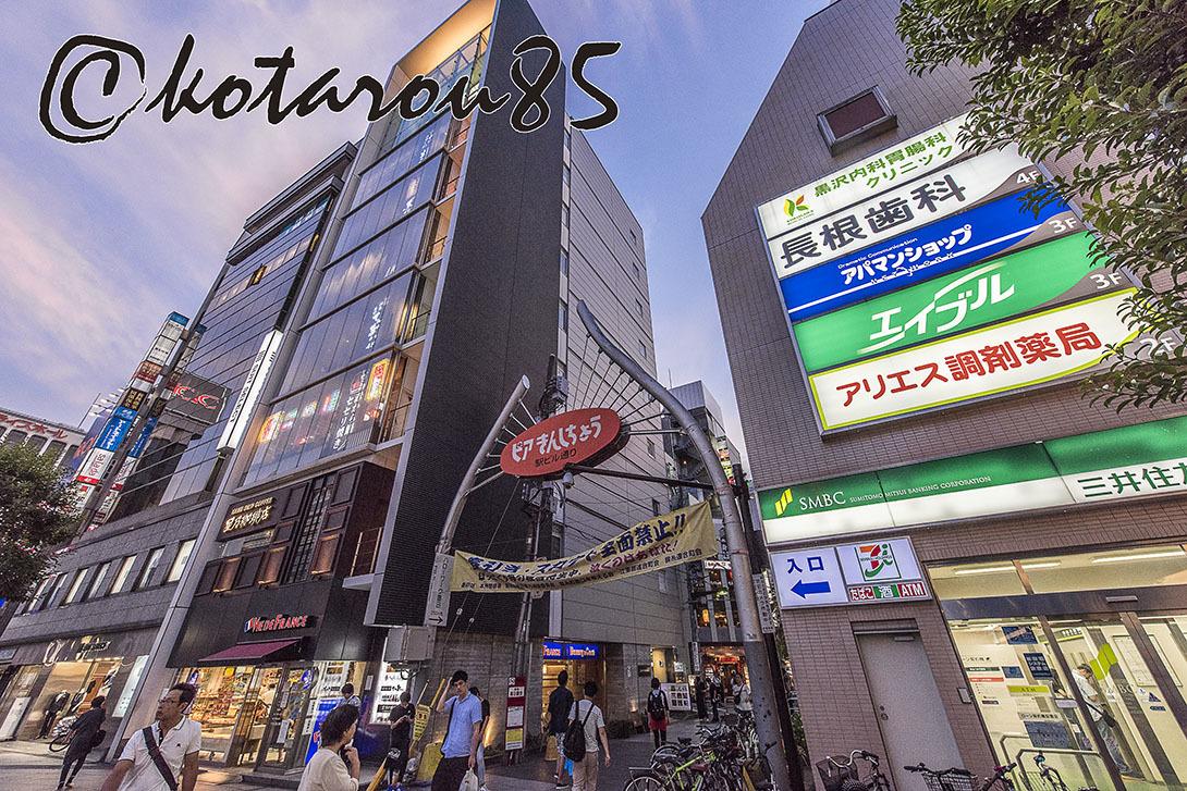 3連休最終日の錦糸町駅前4 20170718