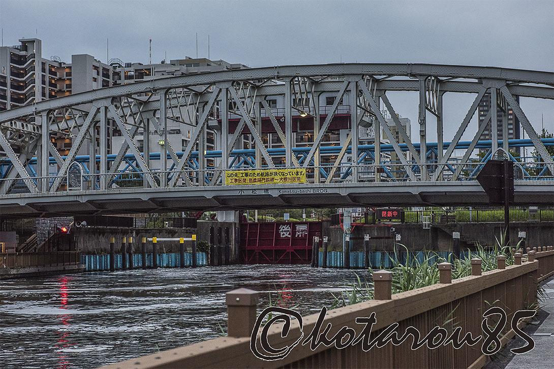扇橋閘門 20170827