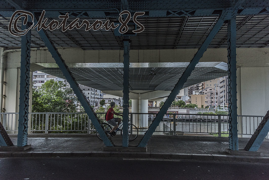 橋のある街 20170911