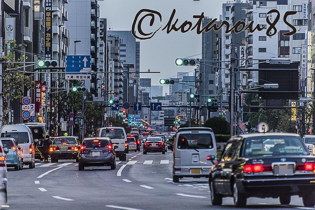 日曜日の錦糸町駅前 20170911