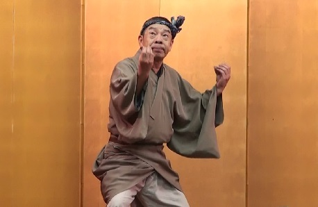 かっぽれ桜川米七(3)s