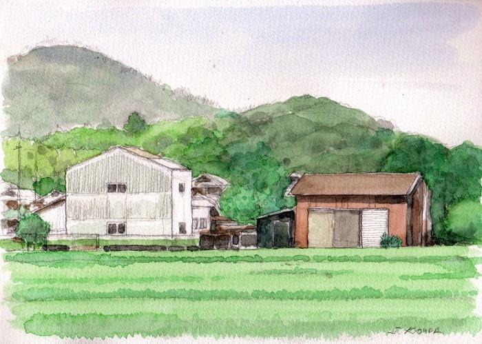 亀岡の風景2 (700x499)