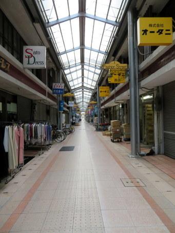 岐阜繊維問屋街13
