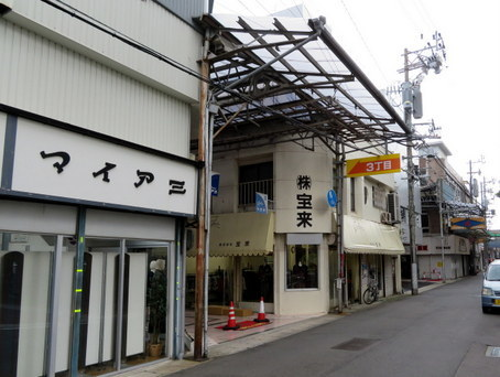 岐阜繊維問屋街18