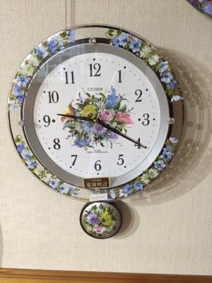 アッセンデルフト電波振り子時計