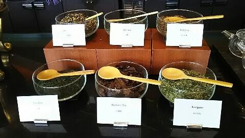 ハイアットリージェンシー大阪抹茶マニア (1)